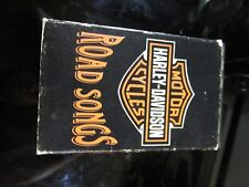 "Harley-Davidson ""Road Songs"" Cassette Tapes~"