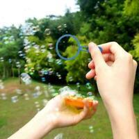 6pcs/Set Bubble Wand Tool Kids Toy Outdoor Blowing Bubble Toy Set Bubble G6W9