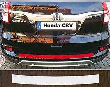 Ladekantenschutz Lackschutzfolie transparent  Honda CRV, ab 2015