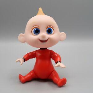 "Disney Pixar The Incredibles 2 Baby Jack Jack Action Figures Posable 5"""
