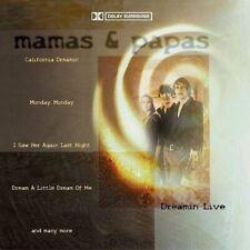 Mamas & Papas - Dreamin' Live (CD) (2005)