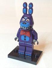 Bonnie sin cara-Five Nights At Freddy /'FNAF minifigura LEGO personalizado Mini Fig