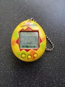 Rare Original Bandai 1997 Morino Tamagotchi - yellow leaves - japanese version