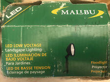 New listing Malibu Led Low Voltage Landscape Garden Light 7watt Metal Wall Wash Floodlight
