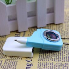 Cartoon Camera Type Ballpoint Pen Student Gift School Office Stationery Supplies