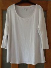 Next ladies white Maternity T-Shirt size 18