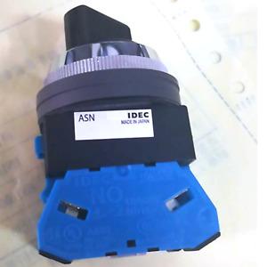 IDEC ASN320 Selector switch New 1PCS