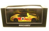Porsche 918 Spyder Weissach Package No.2 Kyalami Racing Design (red/yellow) 2015
