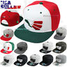 Baseball Cap Hecho En Mexico Hat Eagle Mexican Aguila Embroidered Snapback Flat