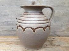 SCHEURICH Vase / Midcentury Vintage West-Germany Pottery / sign 603 size 18 cm