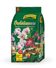 Orchideenerde 5 Liter Bodengold® Premium Orchideensubstrat Orchideen Substrat