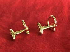 GUCCI Cufflinks Yellow Gold