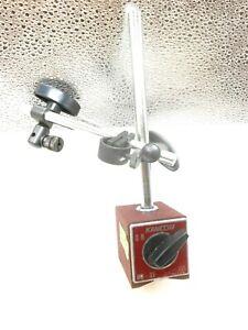 Magnetic base indicator holder by Kanetsu