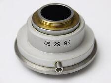 Zeiss Axio Microscope Video Camera Adapter C-Mount 44mm 452995 C Mount