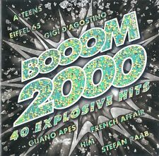 BOOOM 2000 - THE SECOND - 40 EXPLOSIVE HITS / VARIOUS ARTISTS / 2 CD-SET