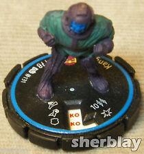 HeroClix WizKids Mini Figure INFINITY CHALLENGE 2002 Marvel KANG 131