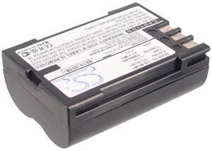 Li-ion Battery for Olympus Evolt E-500 Evolt E-510 Evolt E-520 7.4V 1500mAh