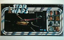 1977 • STAR WARS: Escape From Death Star Game • Vintage • Original SEALED box