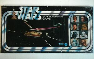 1977 • STAR WARS: Escape From Death Star Game • Vintage • Original SEALED box