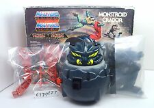 MOTU, Monstroid, Mint In Box, Masters of the Universe, He-Man, complete, MIB