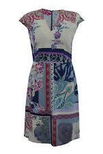 ** ETRO ** Fabulous Patterned Dress ** 44 ** Designer **