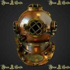 Antique Diving Helmet U.S Navy Mark V Deep SCA Scuba Divers Helmet Nautical Gift