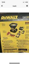 Dewalt Dw079lr Self Leveling 20 Volt Rotary Laser Level 200 Range Brand New