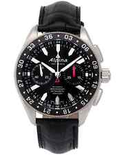 Alpina Alpiner 4 Chronograph Automatic Men's Watch - AL-860B5AQ6