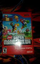 Super Mario Bros.  (Wii, 2009)