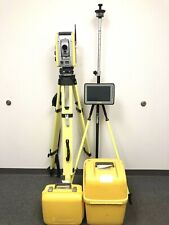 "Trimble SPS 700 DR300+ Robotic Total Station 5"" & 2"" Sec W Kenai Tablet S6 S7 S8"