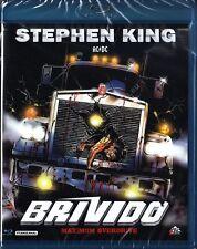 BRIVIDO (1986 di Stephen King) BLU RAY DISC NUOVO