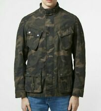 Barbour International Chaqueta Camuflaje Camo Jacket