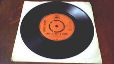 """Curtis Taylor amor no es un juego 1st Reino Unido 45 7"""" 1970 Tony Cabeza Fleur de Lys Psico"""