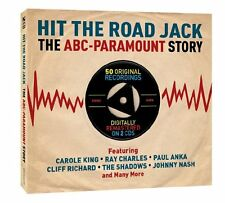 Hit The Road Jack ABC-Paramount Story Of 2-CD NEW SEALED Ray Charles/Paul Anka+