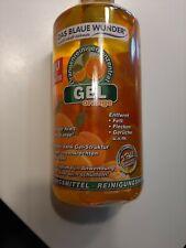 Das Blaue Wunder Orangenreiniger Konzentrat 1Liter Gel Reinigungsmittel TOP Neu