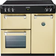 Stoves Richmond 900Ei 90cm Electric Range Cooker with Induction Hob-Champagne