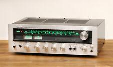 Denon GR-345 Stereo Receiver / Radio / Verstärker / Amplifier in silber