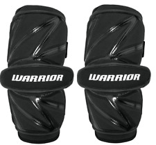 NEW Warrior  Lacrosse Regulator Arm pad -  black - small