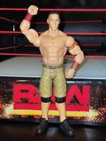 WWE JOHN CENA WRESTLING FIGURE BASIC SERIES MATTEL