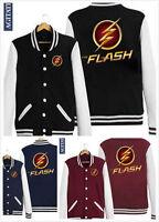 Men The avengers The Flash Cosplay Costume fashion baseball jacket coat Hoodie