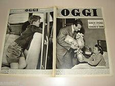 OGGI 1949/20=VALENTINO SANDRO MAZZOLA=GRANDE TORINO TORO SUPERGA AEREO MORTE=
