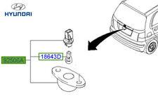 Genuine Hyundai Amica Number Plate Light - 9250125000