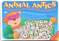 Animal Antics Bingo A Humorous Way to Identify Animals & Names Flash Cards Lotto