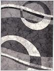 salon Tapis nombreux variantes joli motif Tapis design en gris