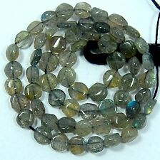54 CT A+++ TOP FLASHY ! NATURAL, LABRADORITE, S-5x5x2 MM ! GEMSTONE BEADS 13""