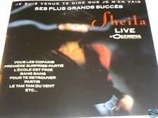 SHEILA LIVE A L'OLYMPIA 89 CD (#16)
