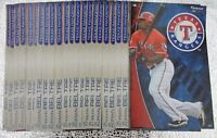 """Adrian Beltre 10 Fathead Texas Rangers 7"""" Decal MLB Los Angeles Dodgers Red Sox"""