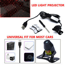 Red Star Twinkle LED Decoration Light Rooftop Ceiling Projector Car RV Pickup
