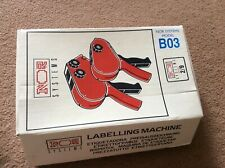 Price Labelling machine .NOR MODEL B03.with labels