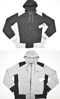 $48 NWT Mens Rocawear Contrast Quilted Fleece Zip Hoodie Sweatshirt Urban N532